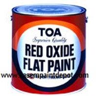 รองพื้นกันสนิมแดงทีโอเอ TOA Red Oxide Primer G1024
