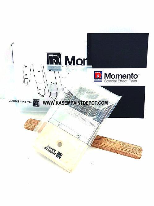 เซ็ตแปรงทาสีนิปปอนโมเมนโต้ Nippon Momento Tool Kit สำหรับสีสร้างลาย