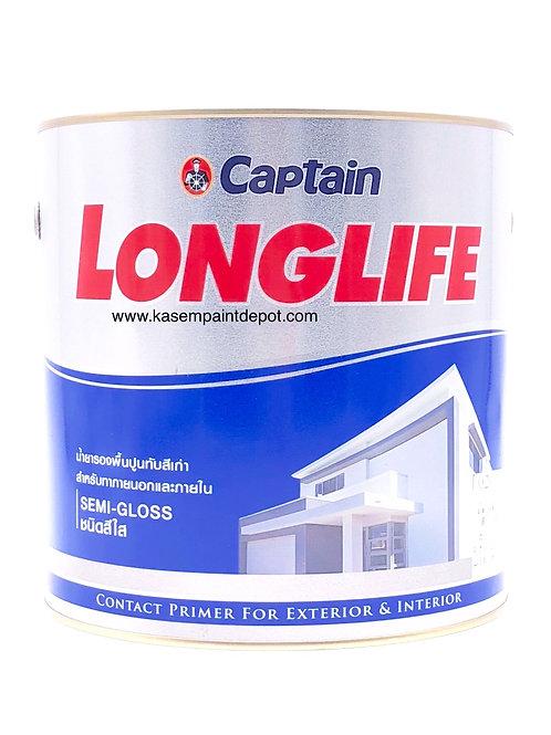 รองพื้นปูนเก่ากัปตัน ลองไลฟ์ Captain Longlife Old Concrete Primer แกลลอน