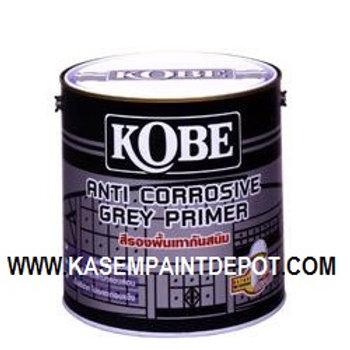 รองพื้นกันสนิมเทาทีโอเอ โกเบ TOA Kobe Grey Primer แกลลอน