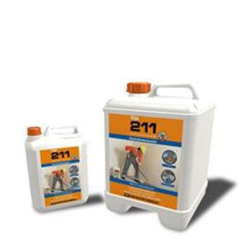น้ำยากันซึม TOA 211 คอนกรีต พลัส Concrete Plus แกลลอน 5 ลิตร