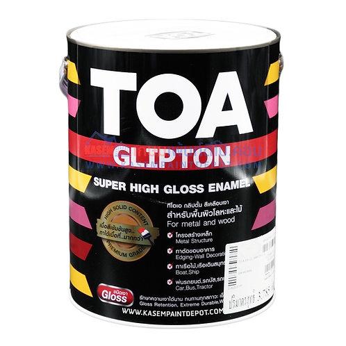 สีน้ำมันทีโอเอ TOA Glipton G684 Pastel Grey สีเทา ขนาดแกลลอน
