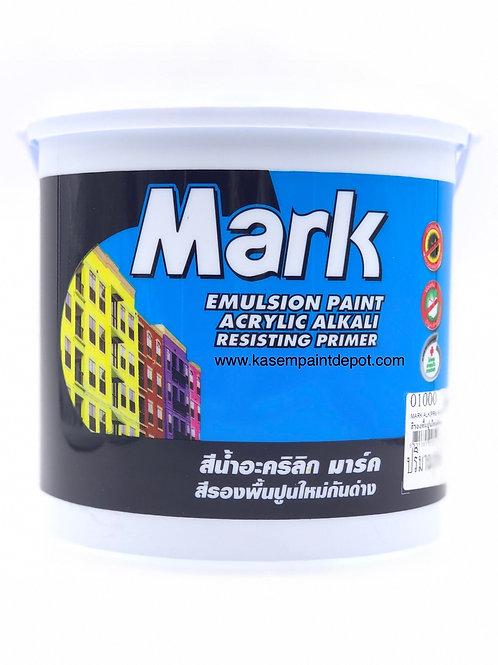 รองพื้นปูนใหม่กัปตัน มาร์ค Captain Mark Alkali Resisting Primer ขนาดแกลลอน