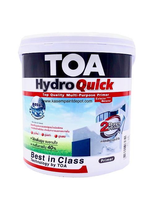 รองพื้นปูนใหม่และเก่า ทีโอเอ ไฮโดรควิก ไพรเมอร์TOA Hydro Quick Primer แกลลอน