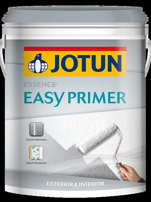 รองพื้นปูนใหม่โจตัน เอสเซ้นส์อีซี่ไพรเมอร์สีขาว Jotun Essence Easy Primer แกลลอน