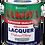สีพ่นนาโกย่า ชนิดเงา สีเงิน 919 Silver Nakoya Industrial Lacquer Front