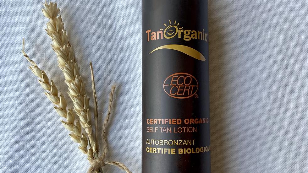 TanOrganic Self Tanning Oil