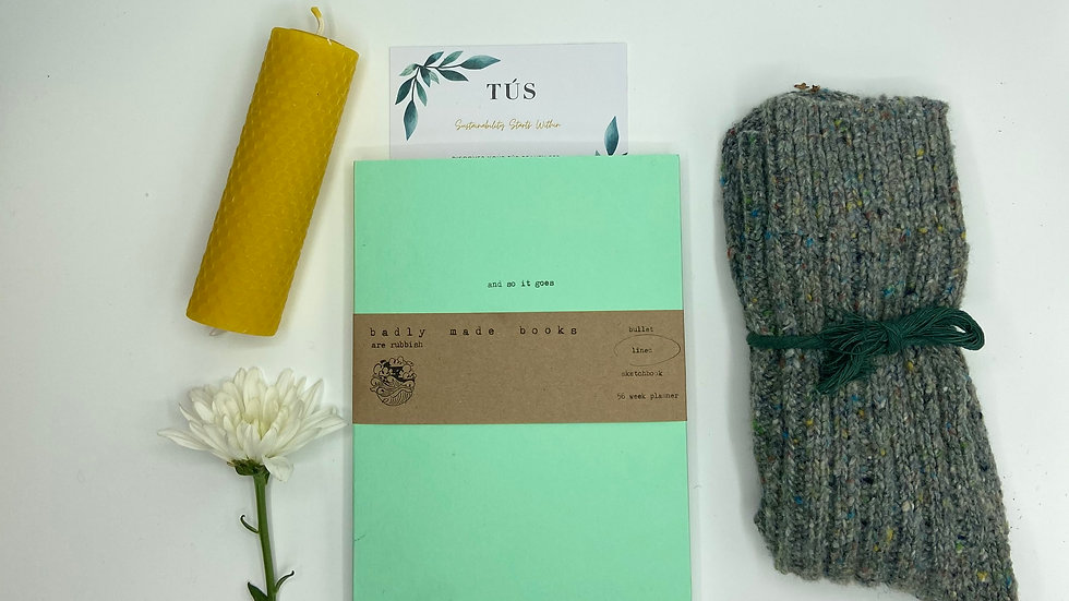 The Sustainable Journaling Set