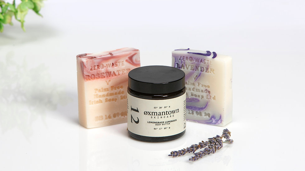 The Body Butter Set