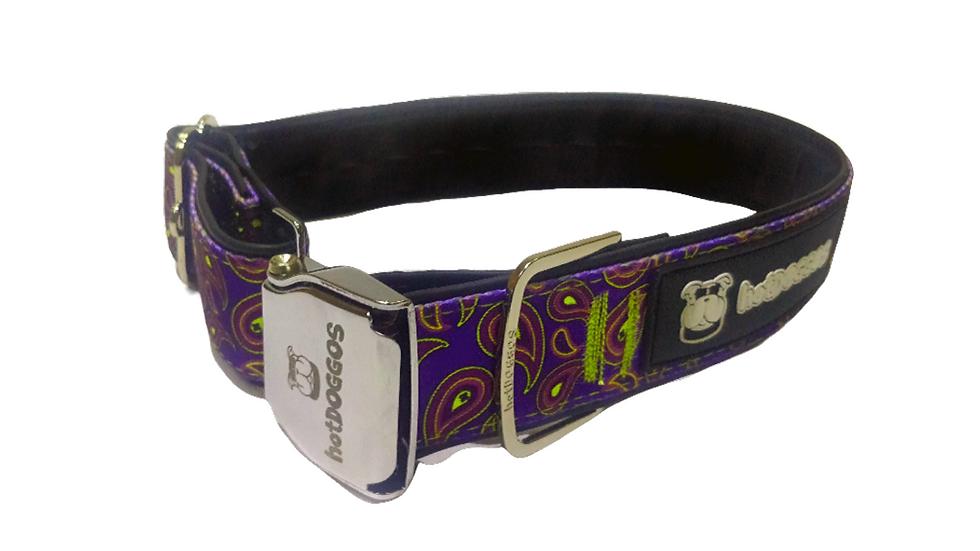 Upcycled Dog Collar