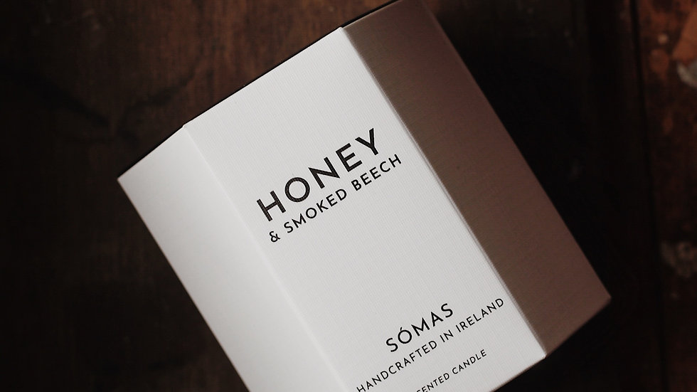 Honey & Smoked Beech