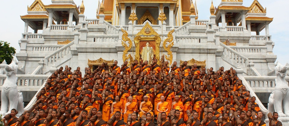 In Thailand, Ecology Monks Add a Moral Dimension to the Environmental Movement