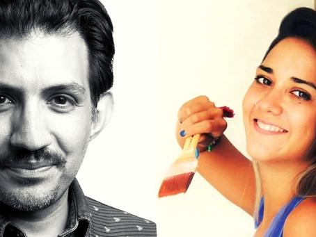 PODCAST: Ali Boozari e Anabella López abordam ilustração e narrativa imagética