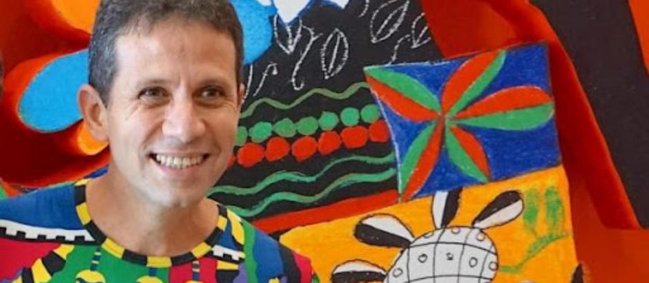 ILUSTRADOR ROGER MELLO É O CANDIDATO BRASILEIRO AO PRÊMIO ALMA