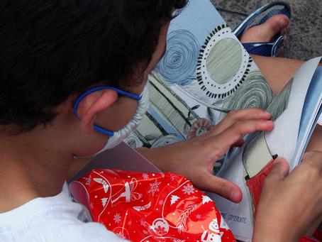 Natal Literário Solidário entrega livros para 530 crianças em Caxias do Sul
