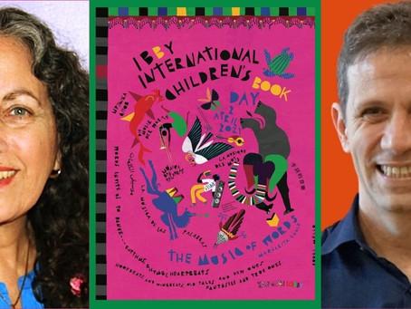 Roger Mello e Margarita Engle assinam mensagem do Dia Internacional do Livro Infantil 2021