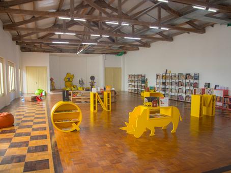 ATENÇÃO: Em função da pandemia, Biblioteca Quindim não abrirá nesta semana
