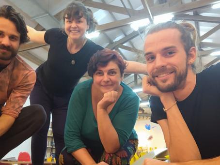 Instituto Quindim receberá ensaios do grupo teatral Trupe de Maricas