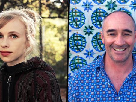 PODCAST: Sonja Danowski e Piet Grobler falam sobre ilustração, poesia e ficção