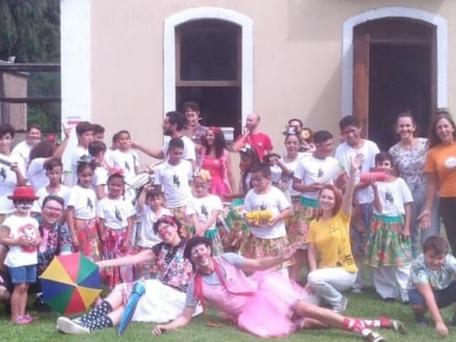 Instituto Quindim inicia série de postagens para recordar momentos marcantes