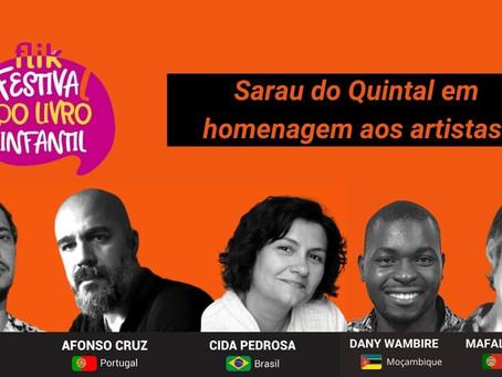 Instituto Quindim apoia realização do FLIK - Festival do Livro Infantil, de Moçambique