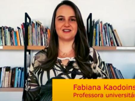 Amigas do Instituto Quindim gravam vídeos de apoio ao Natal Literário Solidário