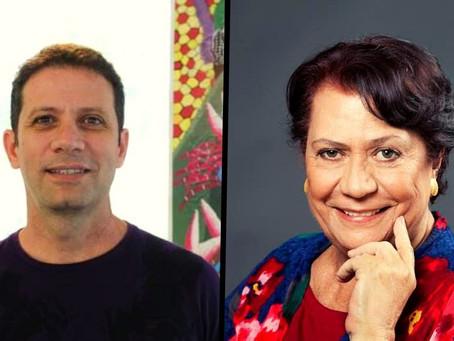 Roger Mello e Ana Maria Machado participam de bate-papo no Dia Internacional do Livro Infantil