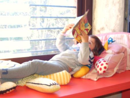 O PDF destrói a experiência da leitura na infância