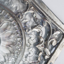 Section View of the panel