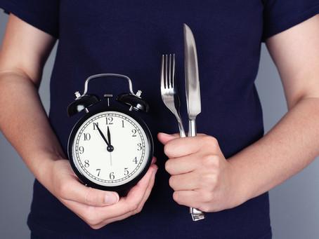 Comer de 3 em 3 horas é uma exceção!
