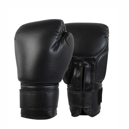 Black 14 Oz. Boxing Gloves