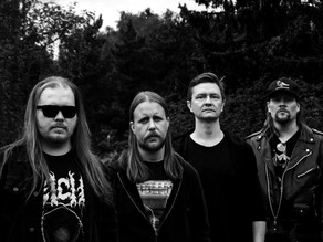 Finnish death metal band Noutaja releases their first single!