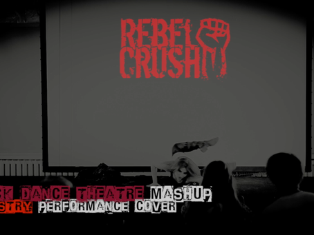 Rock Dance Theatre releases a 'Rebel Crush' mashup performance video of Ministry newest single