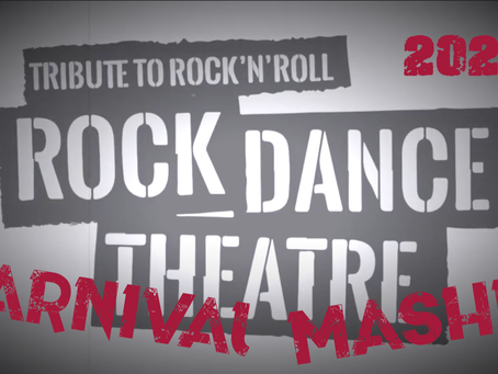 "Rock Dance Theatre releases video premiere of ""Rock Dance Theatre Carnival mashup"""