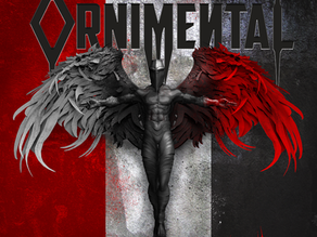 """Ornimental - """"Red, White, ...And Wrath"""" - (Hard Rock / Metal)"""