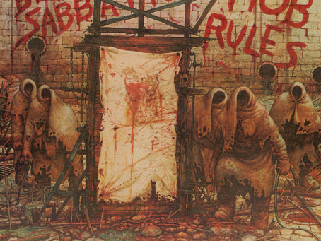 Black Sabbath Heaven and Hell and Mob Rules Deluxe Editions Available March 5th