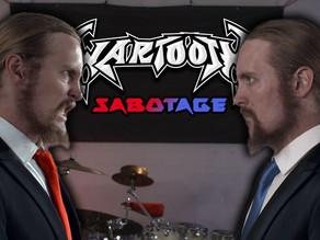 Wartooth: Aussie Thrash Attack With Mental Health Focus Release Sabotage Video Clip