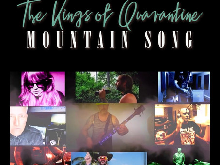 """THE KINGS OF QUARANTINE to Reveal Stunning Cover of JANE'S ADDICTION'S """"Mountain Song;"""""""
