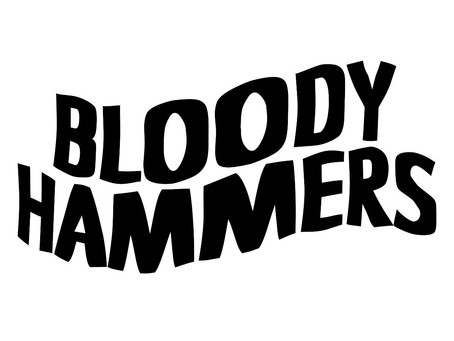 """BLOODY HAMMERS Releases Retro Sci-Fi Music Video for Eerie New Track """"Not Of This Earth"""""""