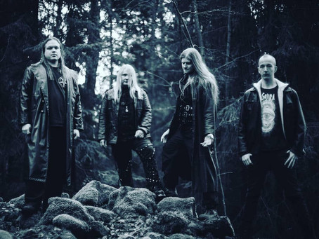 Finnish symphonic extreme metal band Abstrakt released a new music video Inferno!