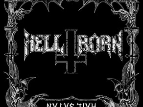 HELL-BORN Feat. Nergal Release The 2nd Single From The New Album!