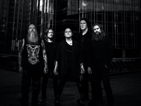 """MERCURY CIRCLE  Share Brand New Music Video For """"Black Mirrors""""! New album, to be released October 8"""