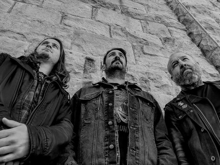 Blackened doom metal band Ghorot's new single available on music services