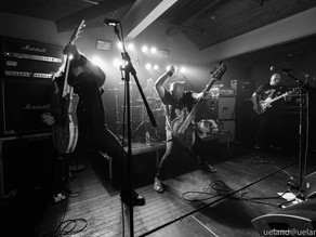 Duckwalk Chuck: Norwegian Hard Rockers Release Visualizer for Fired Up