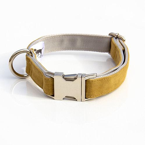 MUSTARD handmade collar