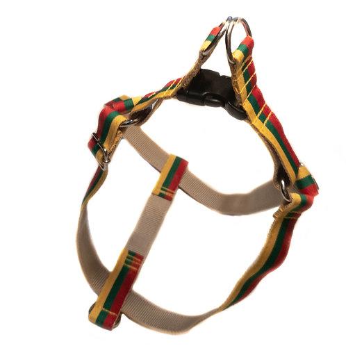 LITHUANIAN flag handmade harness
