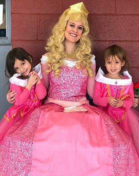 The Sleeping Beauty - Sleeping Beauty Birthday Party - Denver, CO - Dancing Princess Parti