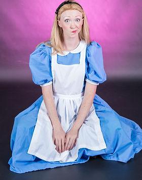 Alice in Wonderland - Alice Birthday Party - Alice Tea Party - Dancing Princess Parties.jp