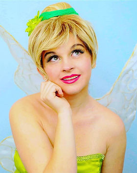 Fairy Birthday Party - Pixie Princess - Tinker Bell - Dancing Princess Parties - Denver Co