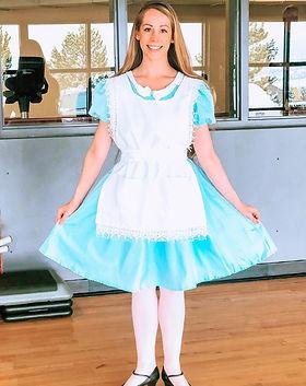 Alice in Wonderland - Ballet Class - Ballet Party - Princess Party - Denver's Princess Com